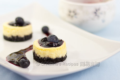 Mini Blueberry Cheesecakes02