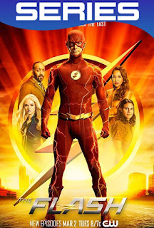 The Flash Temporada 7 HD 1080p Latino
