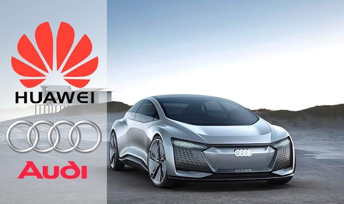 ccf28ada5b2 Huawei se prepara para liderar la industria de los vehículos autónomos