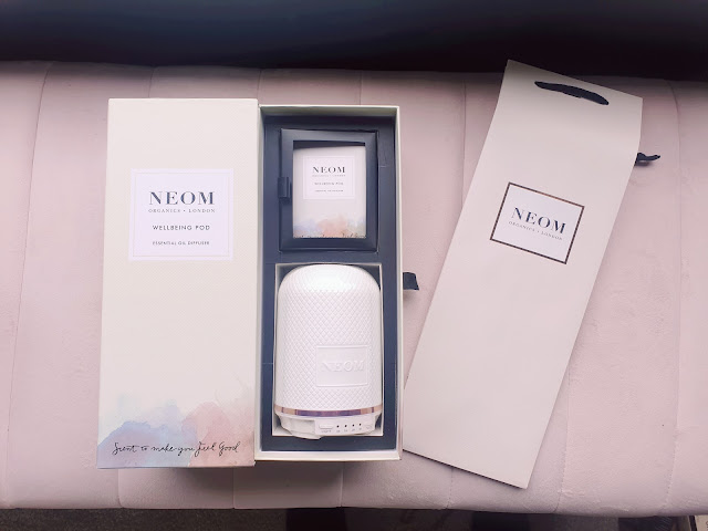 Neom Organics Wellbeing Pod Aromatherapy Diffuser