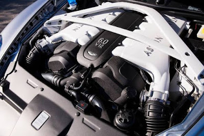 Aston Martin db11 engine: high performance