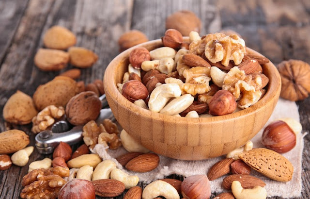 Nuts are good for health but Eating  too much nuts can be very harmful : Report & Study