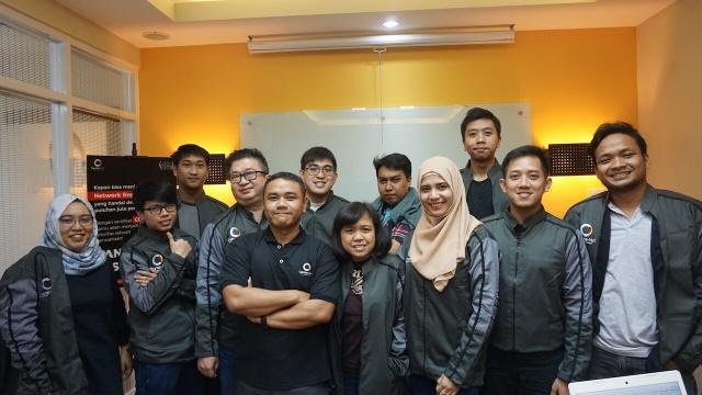 Belajar Hacker di Course-Net Indonesia