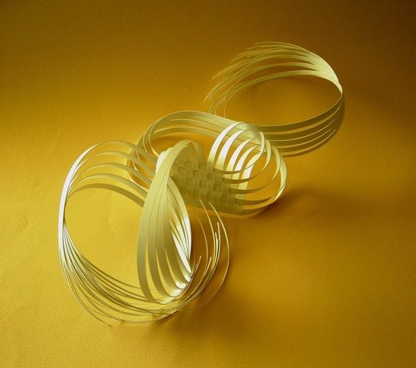 Brent Lewellen: Curvilinear Shapes
