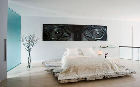 INGENIOUSLY BEAUTIFUL DIY PALLET BED DESIGNS