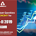 Important Questions of Economy for CDS II 2019