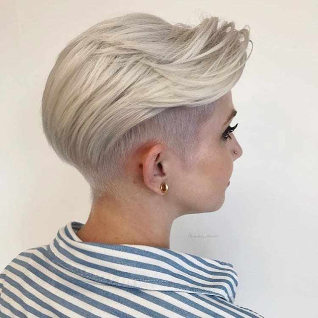short hairstyles in layers