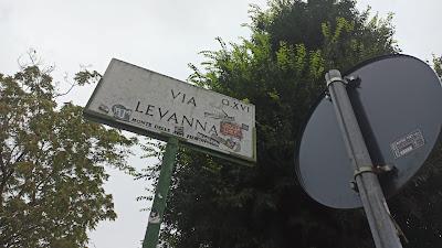 Via Levanna Monte Sacro