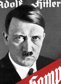 Mein Kampf - Adolf Hitler - em alemao
