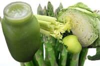 الخضر المسموحة في الكيتودايت
