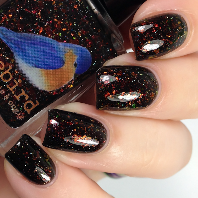 Bluebird Lacquer-Double Stuffed Oriole