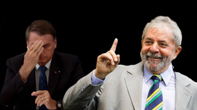 Pesquisa: Lula volta a disparar, avaliação negativa de Bolsonaro vai a 48% e terceira via derrete