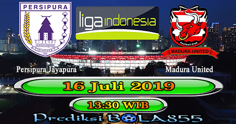 Prediksi Bola855 Persipura Jayapura vs Madura United 16 Juli 2019