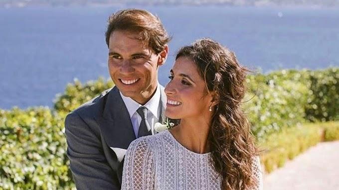 Rafa Nadal se ha casado