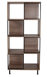 flash furniture paterson bookcase