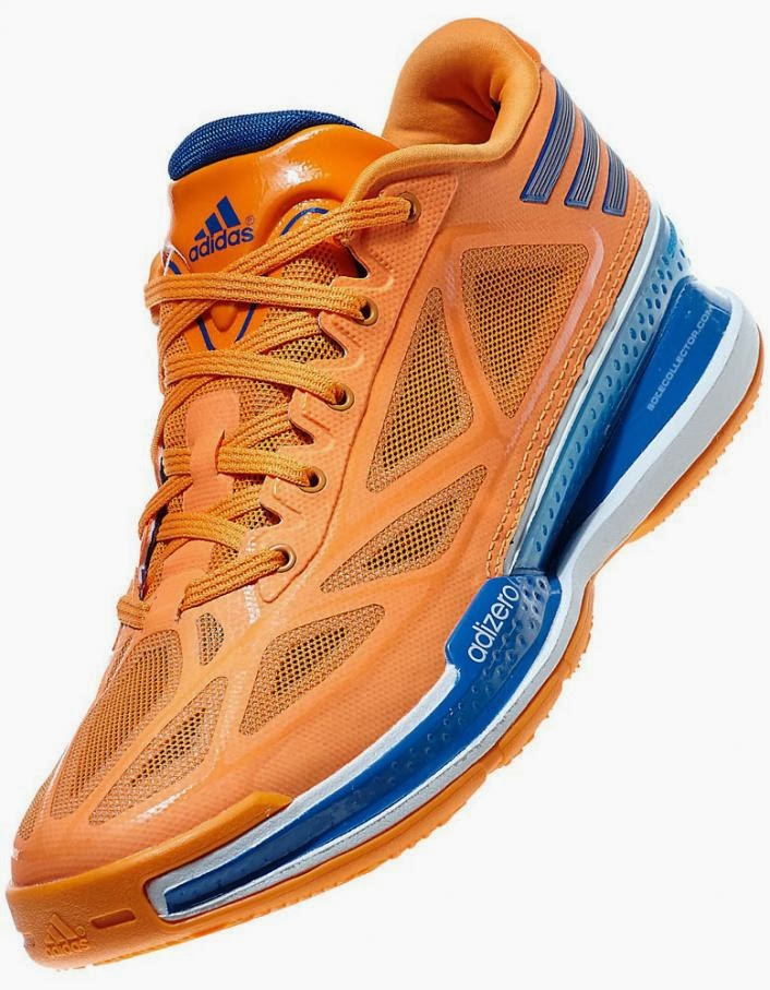 meet eaa4d 6c7ec The Adidas Crazy Light 3 has finally gotten a low-cut silhouette. This  being in a New York Knicks colorway. With adidas atheletes like Iman  Shumpert and Tim ...