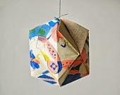 Paper goods, geometric, illustration, painting, gouache, paper decoration