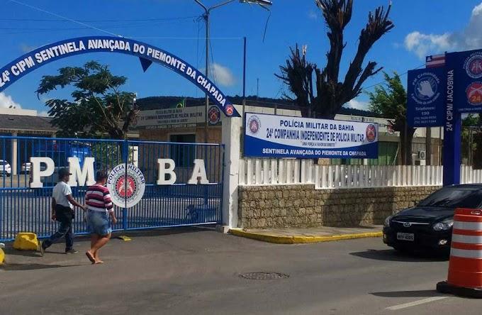 24ª CIPM apresenta resultados das ações na região de Jacobina