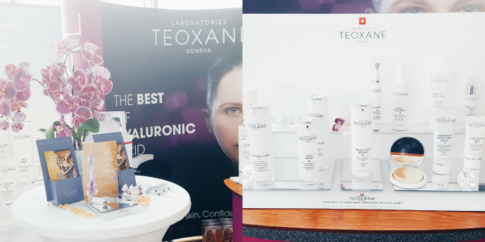Beautypress Blogger Event Köln 2016 - Teoxane Cosmeceuticals Neuheiten & Sortiment