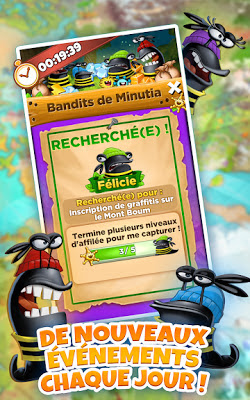 لعبة Best Fiends مهكرة