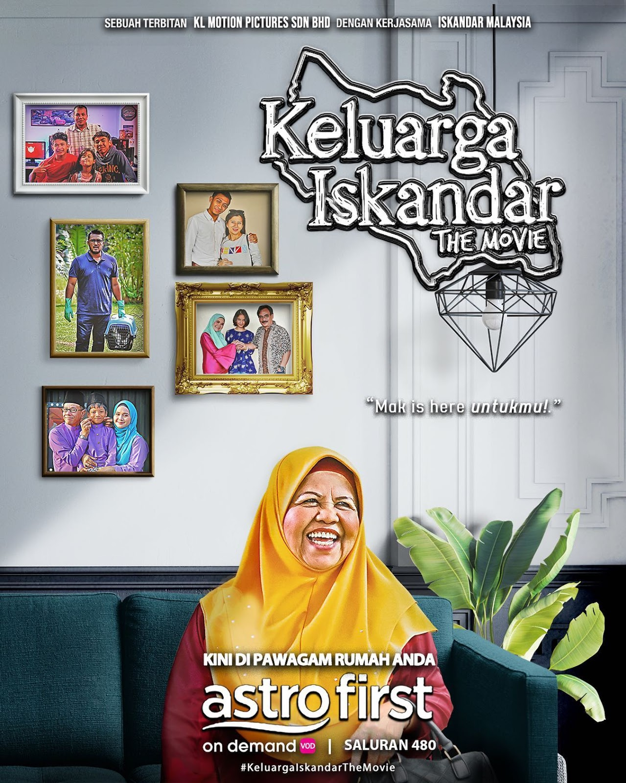 Keluarga Iskandar The Movie