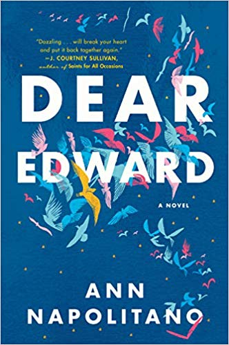 reading, Kindle, Goodreads, fiction, January 2020 books, new releases, reading recommendations, Dear Edward, Ann Napolitano