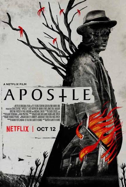 هذه هي أفضل وأقوى أفلام الرعب في سنة 2018 لحد الآن فيلم apostle