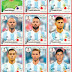 Argentina World Cup Team