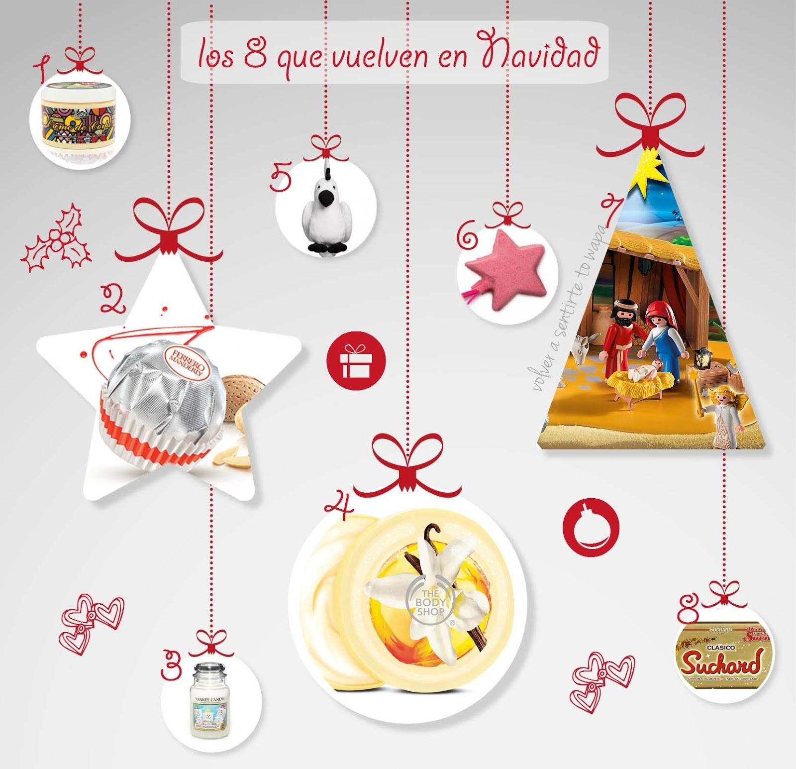 8 productos que vuelven en Navidad