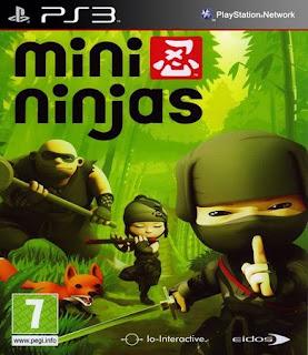 Mini Ninjas PS3 Torrent