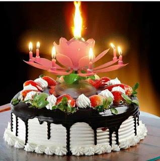 birthday cake images with hindi wish20