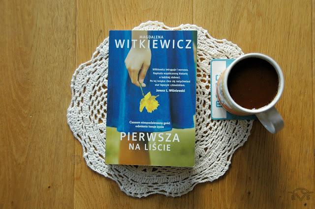 dawca szpiku literatura kobieca witkiewicz magdalena