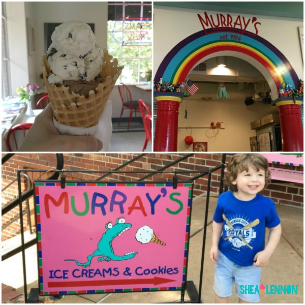 Best ice cream in Kansas City - Murray's in Westport