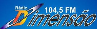 Rádio Dimensão Fm de Recife ao vivo