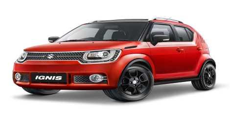 Suzuki Ignis Mobil untuk Wanita