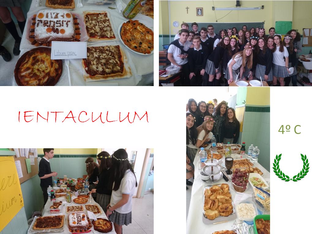 Agustinas Valladolid - ESO 4 - Cocina Roma