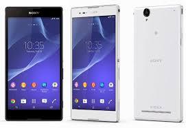 Spesifikasi Handphone SONY Xperia T2 Ultra