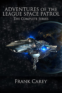 Adventures of the League Space Patrol: The Complete Series Cover Image