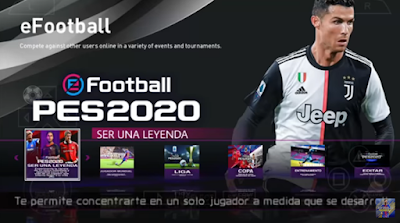 PES 2020-2021 PPSSPP Update Kits And Transfers