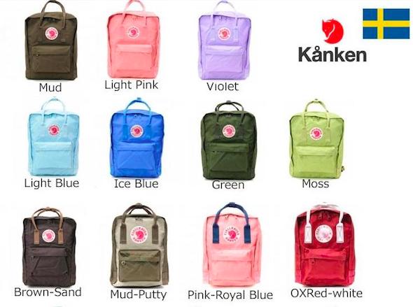 mochilas-kanken-colores