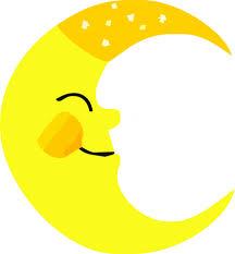 księżyc-