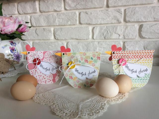 Wielkanocne kury