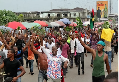 BIAFRA: Our actions are legal within Nigerian law - IPOB