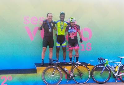 Ciclista de Registro-SP conquista vitória no Desafio Sesc de Verão