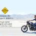 Win a TRIUMPH BONNEVILLE BIKE, All Expense Paid Road Trip, Gift Vouchers,Get Featured in biking magazines
