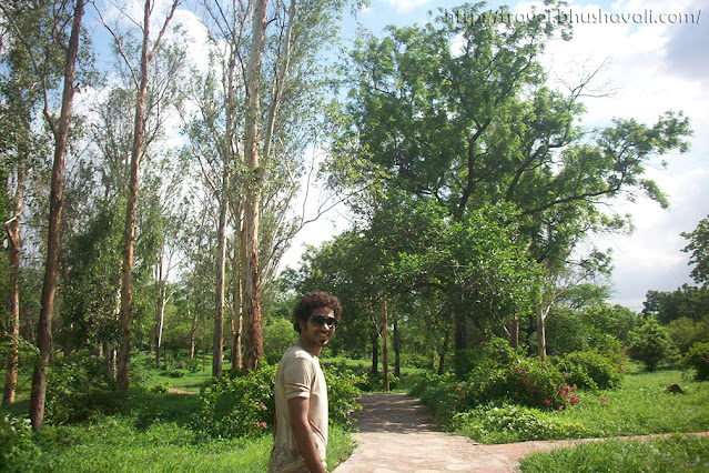 Buddha Jayanti Park for Delhi couples