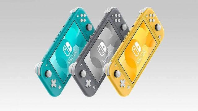 Nintendo Switch Lite: ανακοινώθηκε η πιο φθηνή πρόταση της Nintendo