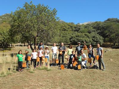 Equipo de voluntarios