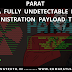 parat make a fully undetectable Remote Administration payload Tool