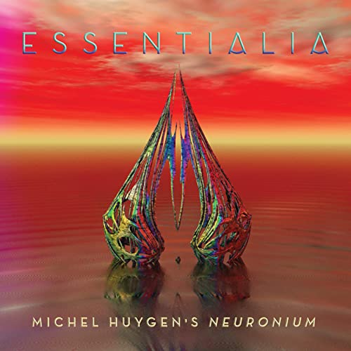 """Essentialia"", la música cósmica de Michel Huygen."